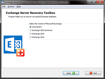 How to repair corrupted EDB files with Exchange Server